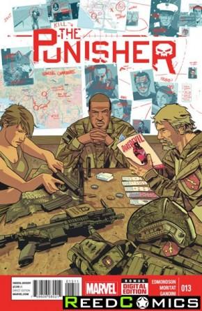 Punisher Volume 9 #13