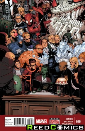 Uncanny X-Men Volume 3 #29