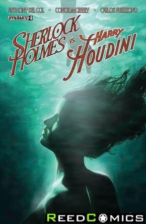 Holmes vs Houdini #3