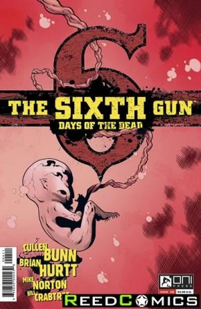Sixth Gun Days of the Dead #4
