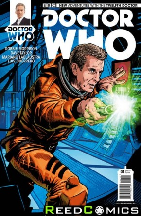 Doctor Who 12th #4