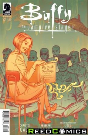 Buffy The Vampire Slayer Season 10 #22