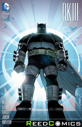 Dark Knight III Master Race #2 (1 in 25 Janson Incentive Variant Cover)