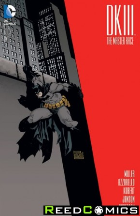 Dark Knight III Master Race #2 (1 in 50 Risso Incentive Variant Cover)