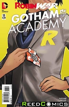 Gotham Academy #13