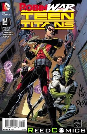 Teen Titans Volume 5 #15