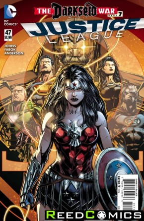 Justice League Volume 2 #47