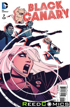 Black Canary Volume 4 #7