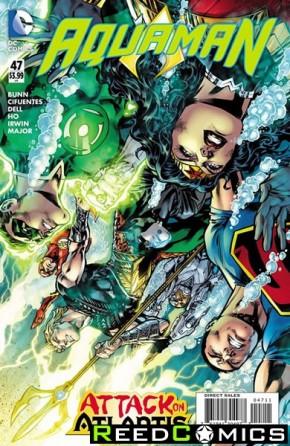 Aquaman Volume 5 #47
