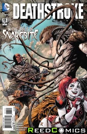Deathstroke Volume 3 #13