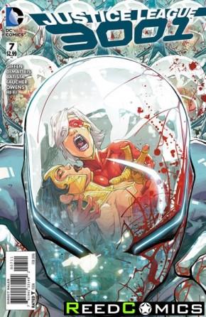 Justice League 3001 #7