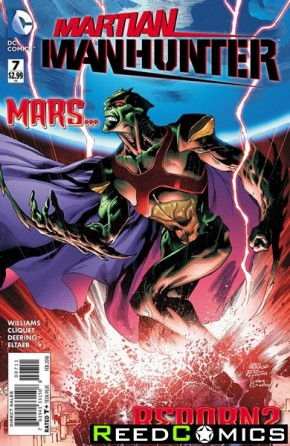 Martian Manhunter Volume 4 #7