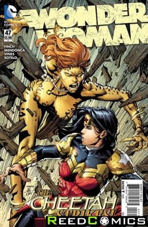 Wonder Woman Volume 4 #47