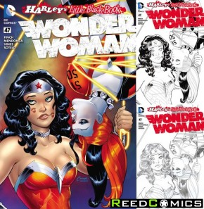 Wonder Woman Volume 4 #47 (Random Polybagged Variant Edition)