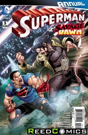 Superman Volume 4 Annual #3