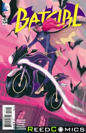 Batgirl Volume 4 #47