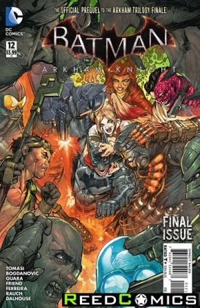 Batman Arkham Knight #12