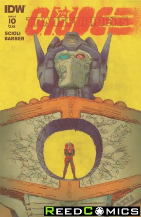 Transformers vs GI Joe #10