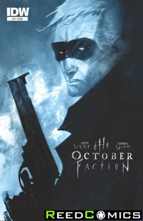 October Faction #11