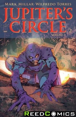 Jupiters Circle Volume 2 #2
