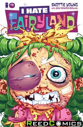 I Hate Fairyland #3