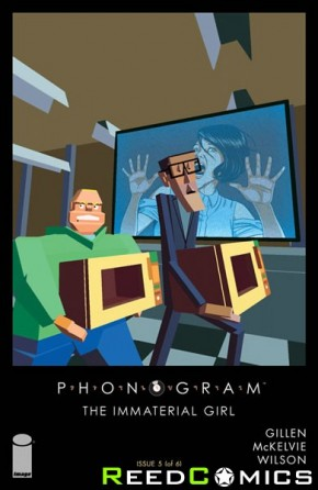 Phonogram The Immaterial Girl #5