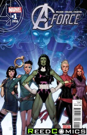A-Force Volume 2 #1