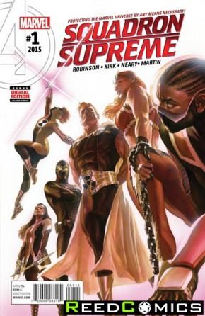 Squadron Supreme volume 4 #1