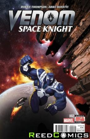 Venom Space Knight #2