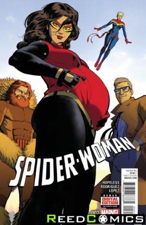 Spiderwoman Volume 6 #2