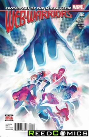 Web Warriors #2