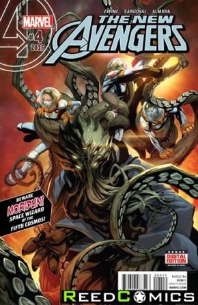 New Avengers Volume 4 #4