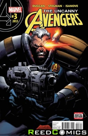 Uncanny Avengers Volume 3 #3