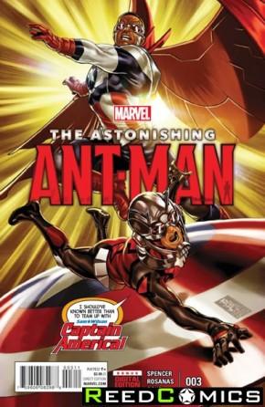 Astonishing Ant Man #3