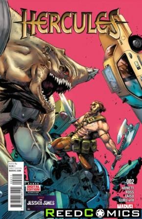 Hercules Volume 4 #2