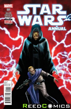 Star Wars Volume 4 Annual #1