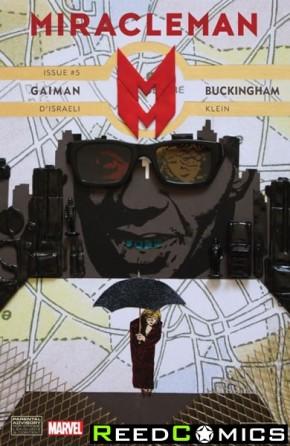 Miracleman by Gaiman and Buckingham #5