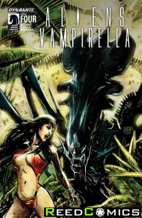 Aliens Vampirella #4