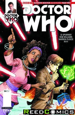 Doctor Who 11th Year Two #4