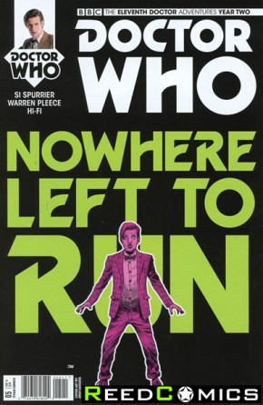Doctor Who 11th Year Two #5