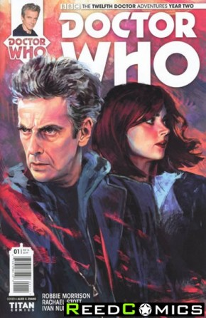 Doctor Who 12th Year Two #1