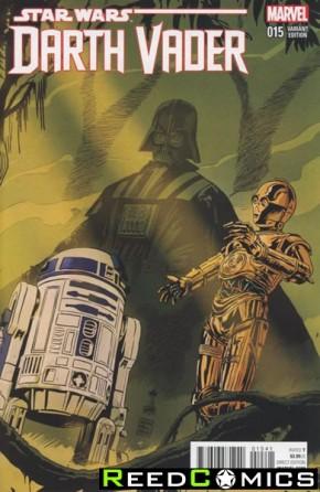 Darth Vader #15 (1 in 25 Francavilla Incentive Variant Cover)