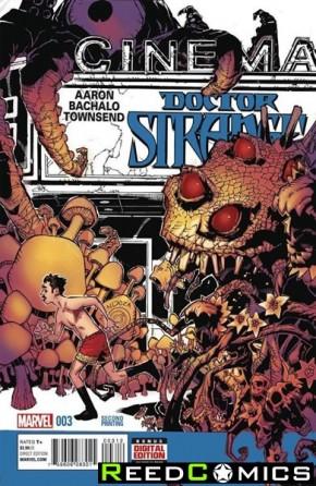 Doctor Strange Volume 4 #3 (2nd Print)