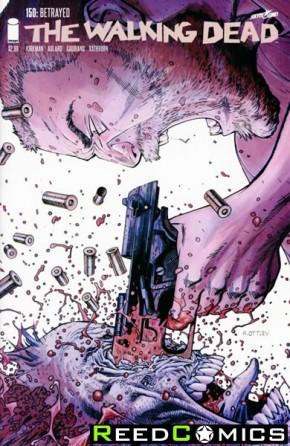 The Walking Dead #150 (Cover E)