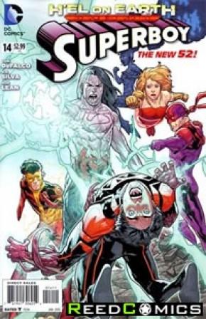 Superboy Volume 5 #14