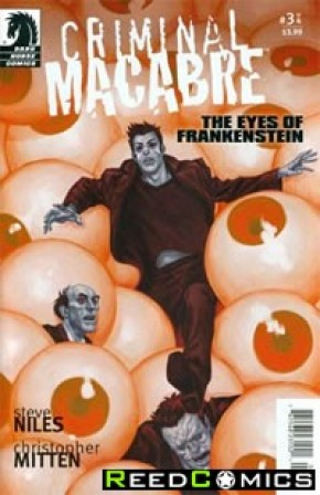 Criminal Macabre Eyes of Frankenstein #3