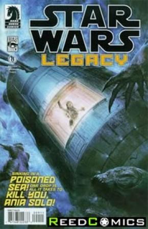 Star Wars Legacy II #9