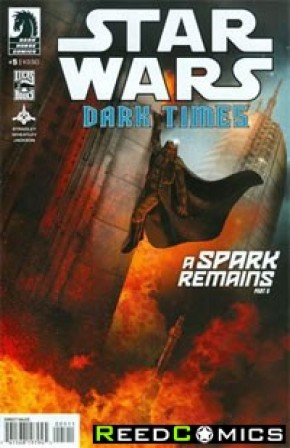 Star Wars Dark Times Spark Remains #5