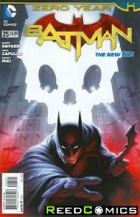 Batman Volume 2 #25 (1 in 25 Incentive)
