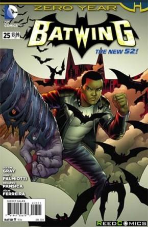 Batwing #25